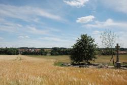 Pohled na obec Zbelítov